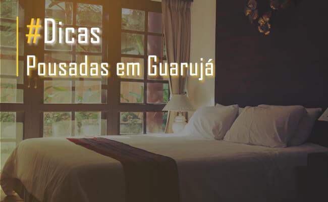 Melhores Pousadas em Guarujá