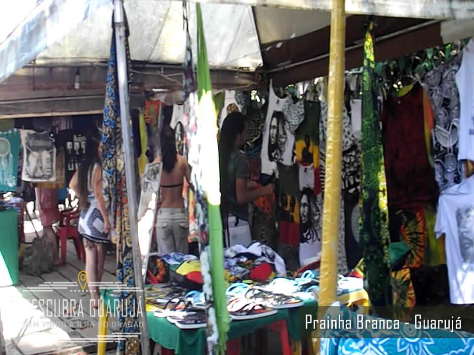 Comercios artigos Reggae- Prainha Branca em Guaruja
