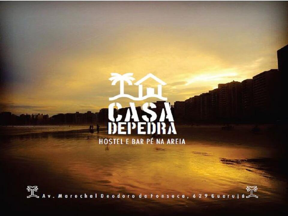 Hotels Albergue - Casa de Pedra Guarujá - Praia das Pitangueiras