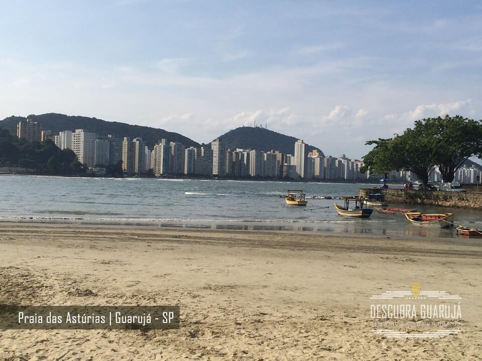 Hotéis na Praia das Astúrias Guarujá