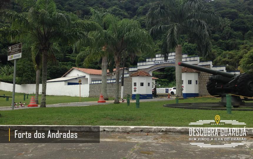 Forte dos Andradas Guaruja