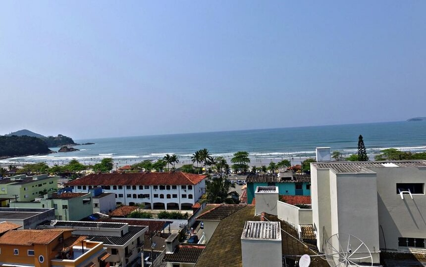 Apart Hotel Paramar Praia Grande Ubatuba