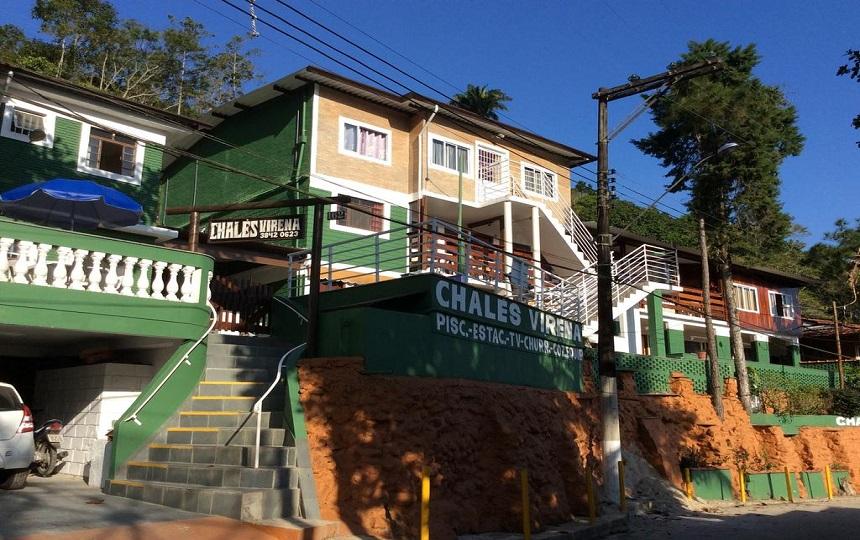 Chales Virena - Enseada Ubatuba