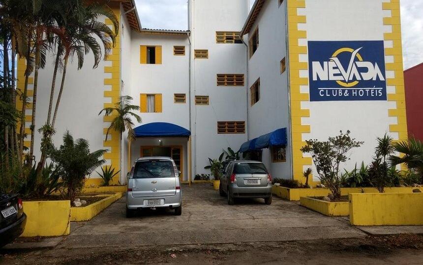 Hotel Nevada Ubatuba