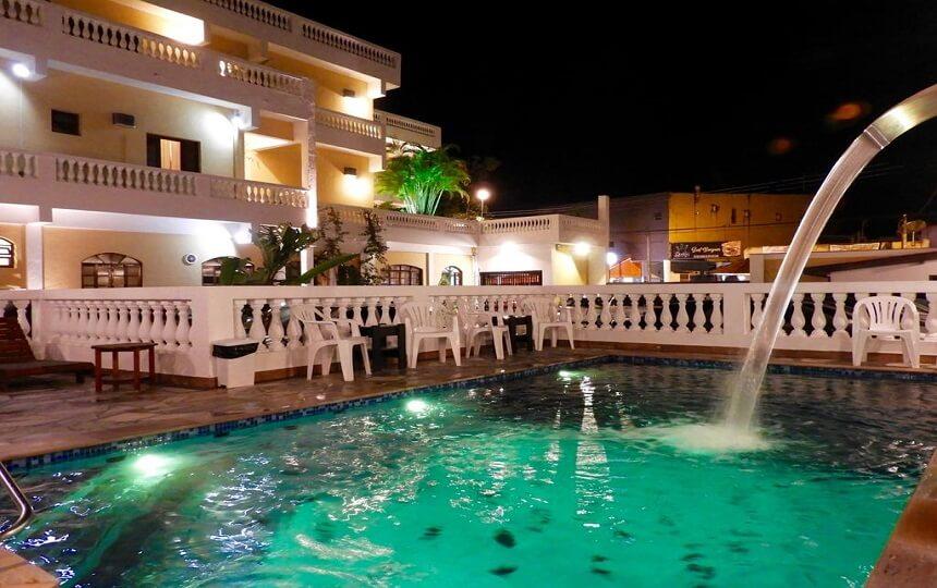 Hotel Parque Atlantico - Centro Ubatuba