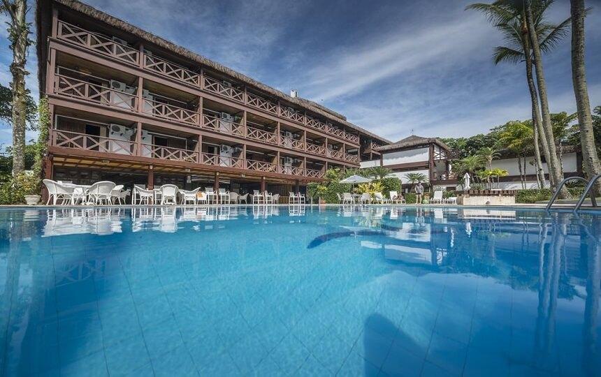 Hotel Recanto das Toninhas - Ubatuba