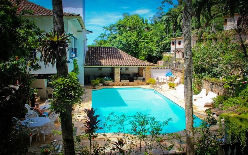 Hotel Solar das Aguas Cantantes - Ubatuba