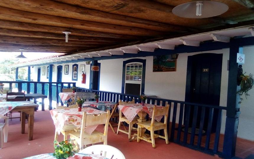 Pousada Lazaro Colonial - Ubatuba
