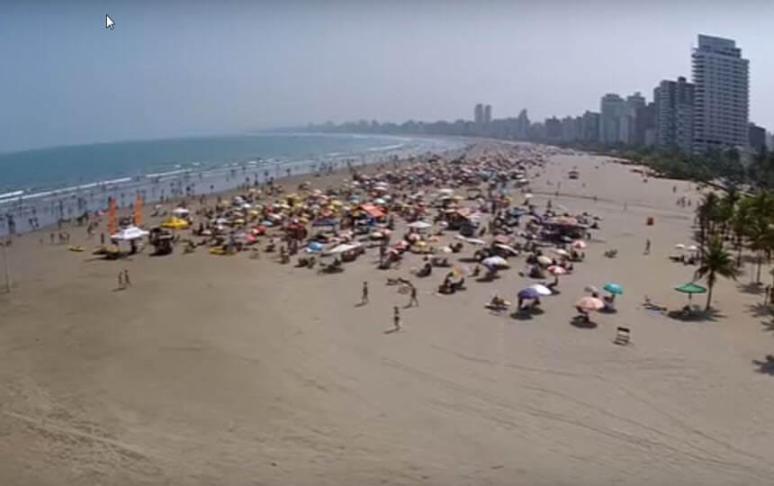 Praia Grande - Litoral Sul de São Paulo