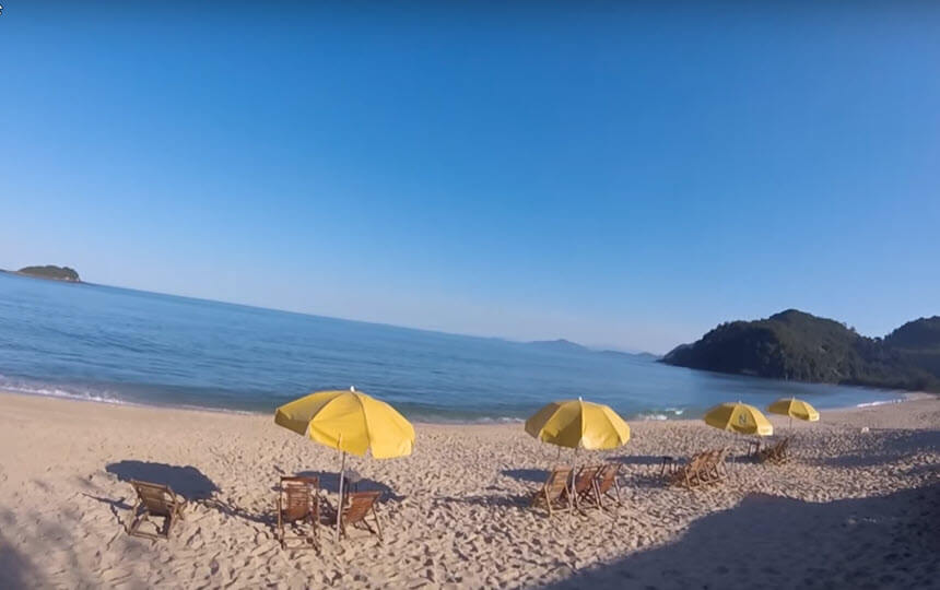 Praia do Prumirim - Ubatuba SP
