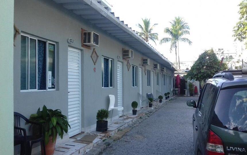Suites Sete Mares Enseada Guarujá