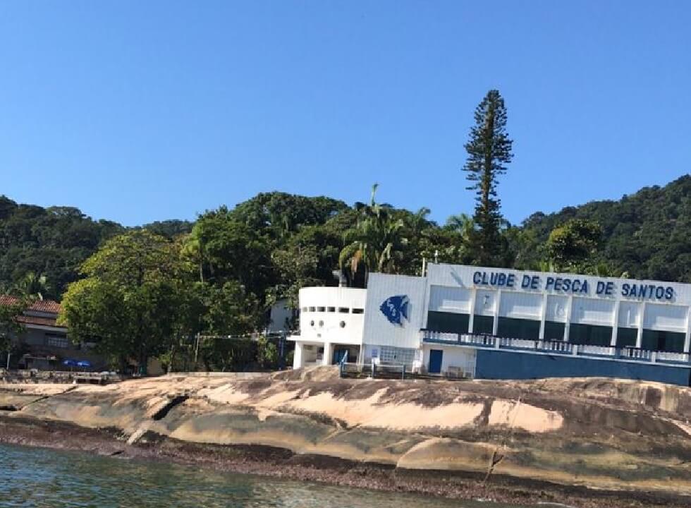 Clube de Pesca Ilha das Palmas Santos