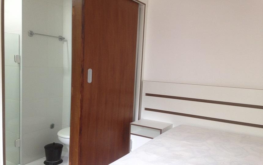 Barreto - Edif. Caraibas - Suite 2 - Apto Temporada Guaruja - Pitangueiras