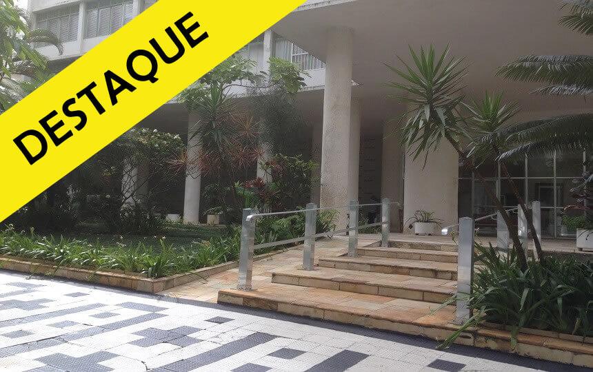 Barreto - Edif. Caraibas - apartamento Temporada Guarujá - Pitangueiras