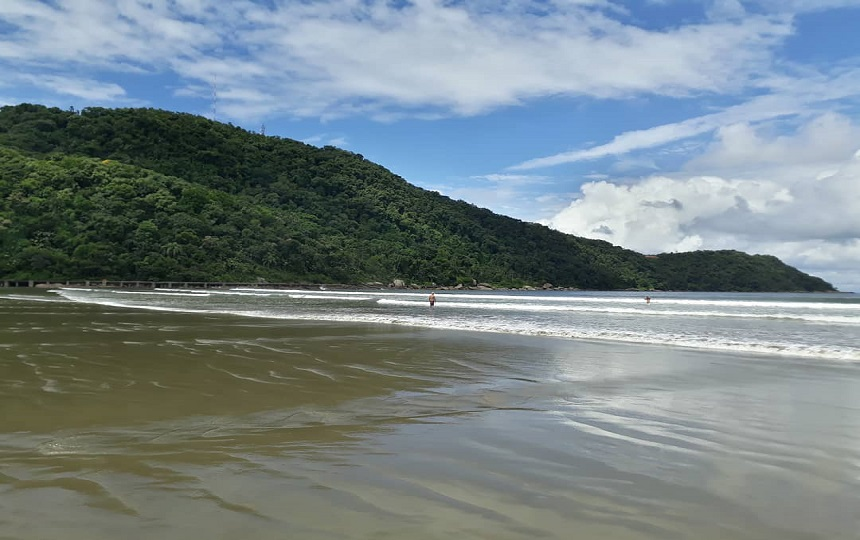 Praia Grande Litoral Sul SP