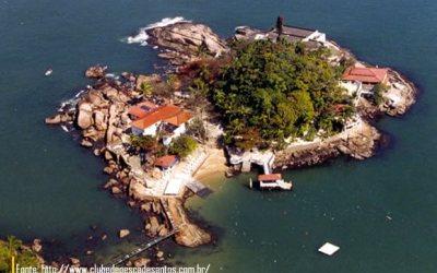 Ilha das Palmas Santos-Guarujá
