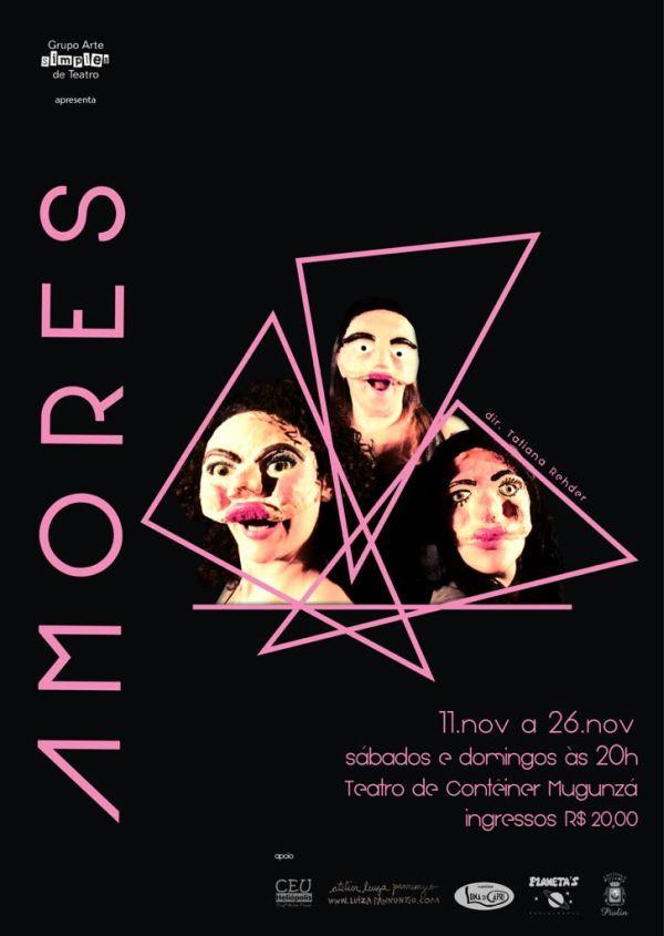 Amores do Grupo Arte Simples de Teatro