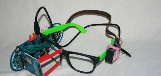 diygoogleglass - Google Glass a lo Arduino ;)