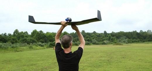 razor - Drone Militar imprimido en 3D