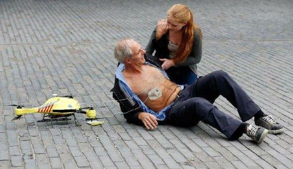 dorne2amb - Un drone ambulancia