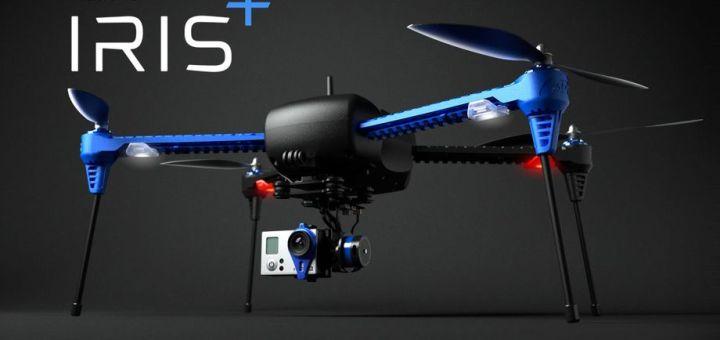 Drones en navidad