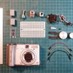 camaratime-150x150 Soporte controlado por Arduino para hacer Time-Lapse