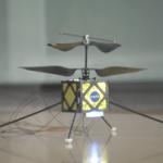 La NASA desarrolla un drone explorador de apoyo a los vehículos de Marte