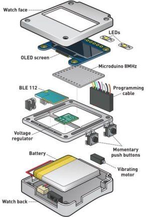 os smartwatch v2 204x300 - Construye tu propio Smartwatch con Arduino