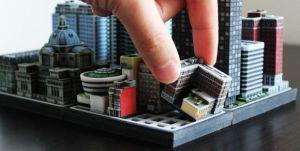 edificio3-300x151 Miniaturas de edificios impresos en 3D