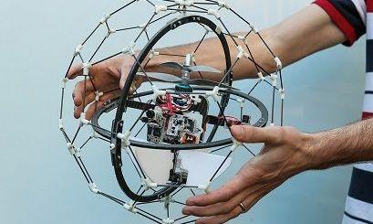 Protección para drones