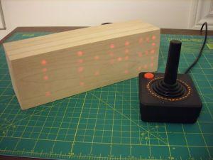 relojamadera2-300x225 Un bonito reloj de madera con #arduino