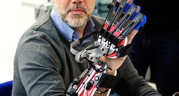 guante robótico
