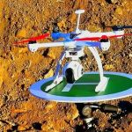 dronepuerto-150x150 El primer drone de carreras de aluminio impreso en 3D