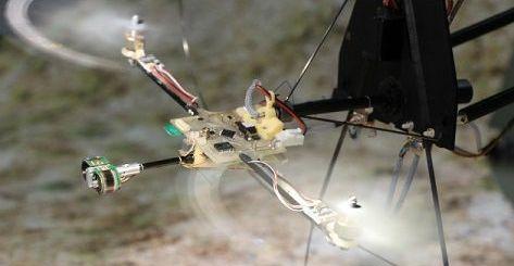 """eyedrone - Un """"ojo de insecto"""" para drones"""