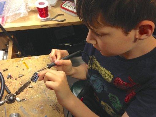 cohete - Arduino te ayuda a construir un cohete casero, #arduino