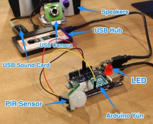 construye alarma con arduino
