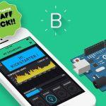 Crea tu aplicación para tu Arduino en solo unos minutos.