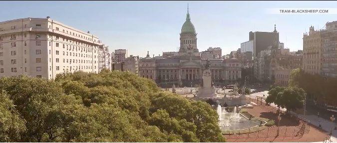 Impresionantes imágenes de Buenos Aires desde un dron