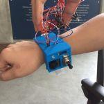 Un guía para ciegos creado con #Arduino