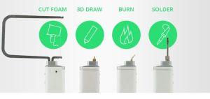 3dminisimo 300x142 - 3D Simo mini , el boli de bolsillo para imprimir en 3D