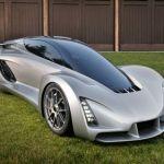 Blade, el coche deportivo del futuro se imprimirá en 3D