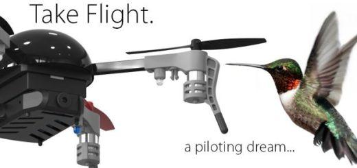 Micro Drone 3.0, minidrone para vídeos en HD