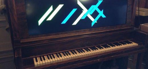 piano arduino - Arduino te ayuda a resucitar una vieja pianola