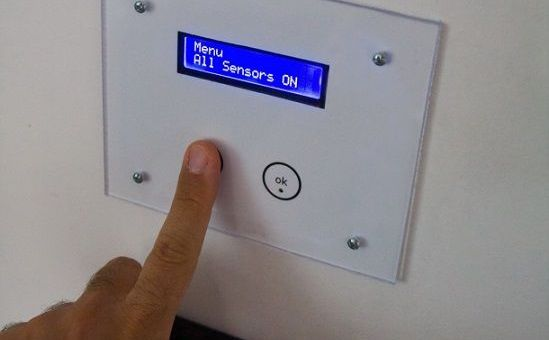 alarma con arduino