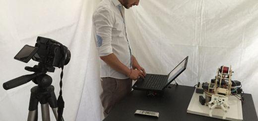 Brazo robotico con arduino