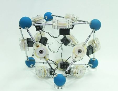 Octaworm 450x350 - OctaWorm, un robot basado en Arduino e impreso en 3D que puede moverse en lugares difíciles