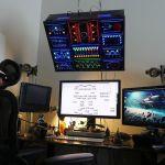Un tablero de control espacial para tu ordenador con Arduino