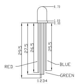 led rgb - Tutorial: Diodo LED. Controlar un LED RGB