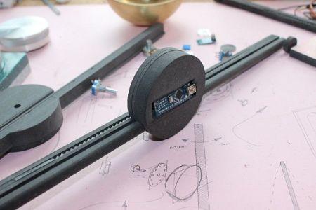 radio arduino2 450x300 - Una radio que elige la música segun el tempo con Arduino
