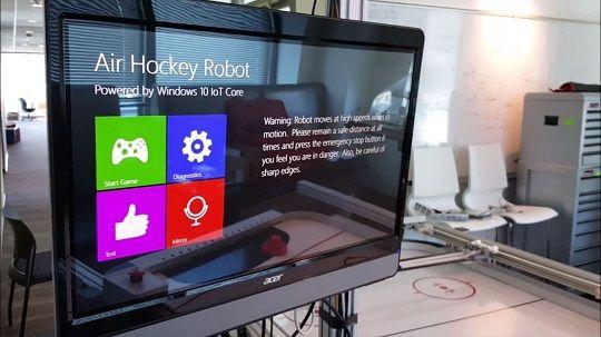 windows iot core - Microsoft nos enseña lo que puede hacer su Windows 10 IoT Core
